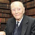 The late Liam Cosgrave, pictured in 2014