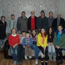 Some volunteers with The Children of Chernobyl Foundation Ireland