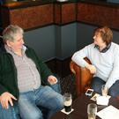 Gerry and Clare Cosgrave enjoying the new Prom Bar in the Riverside Park Hotel