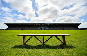 Chadwicks Wexford Park will come alive to the sound of club players in action once again from July 31.