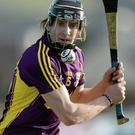 Liam Og McGovern had another very productive 70 minutes in the Wexford attack and set up both goals.