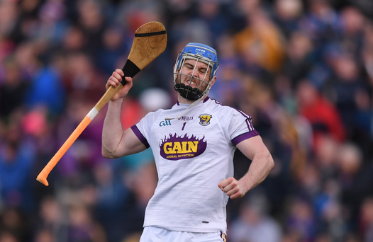 Mark Fanning is recovering from the hand infection which forced him to miss the quarter-final win over Laois