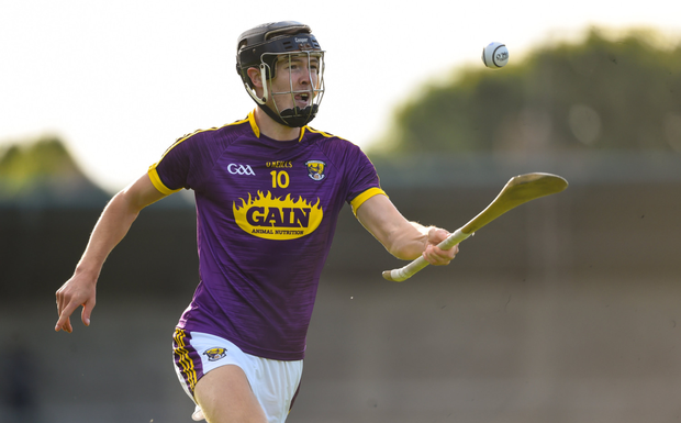 With Rory O'Connor a major doubt, Wexford couldn't afford to be without his first cousin, Joe (above), as well