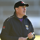 Paul McLoughlin, who is starting his second year as Wexford Senior football manager