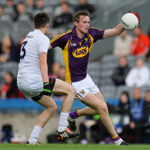 Cloughbawn's Colm Kehoe won't be lining out with the Wexford footballers this year