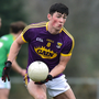 Barry O'Connor of St. Martin's and Wexford, who has signed a two-year AFL contract with Sydney Swans