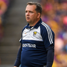 Wexford manager Davy Fitzgerald. Photo: Sportsfile