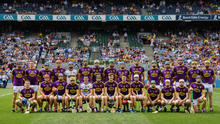 The announcement by An Taoiseach Leo Varadkar on Friday night raised spirits among the Wexford Senior hurling squad, although their manager favours a cautious approach to a potential return to action. Photo by Ray McManus/Sportsfile