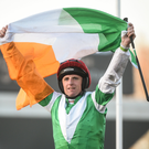 Jamie Codd will be hoping he gets a chance to fly the flag in Cheltenham once again this week