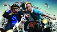 Steven Spielberg's The Adventures of Tintin is a breathlessly entertaining spectacle (Sunday, E4, 6.50pm)