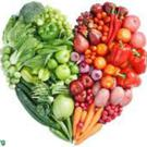Eating fruit and vegetables is good for heart health