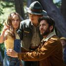 Bryce Dallas Howard is Grace, Wes Bentley is Jack and Oona Laurence is Natalie in Pete's Dragon