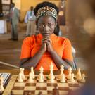 Madina Nalwanga is Phiona Mutesi in the film, Queen of Katwe