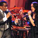 Puff Daddy with Faith Evans