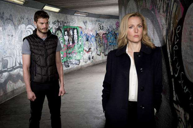 The Fall starring Gillian Anderson and Jamie Dornan
