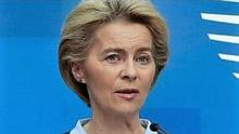 """Commission President Ursula von der Leyen described the Green Deal she is leading as """"Europe's man on the moon moment"""""""