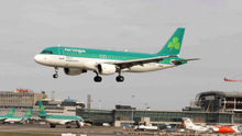 The sale of Aer Lingus was raised by Fingal councillors
