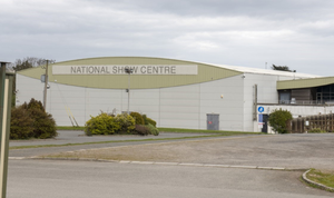 A COVID-19 test centre was established in Swords at the National Show Centre early on in the outbreak but was closed 10 days later with the HSE claiming sufficient capacity on the northside was available without the Swords facility