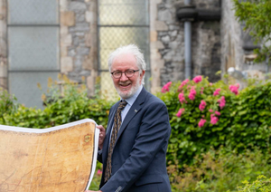 Minister of State for Heritage and Electoral Reform, Malcolm Noonan said he would move to set up the working group as recommended. (Pic by Dylan Vaughan)