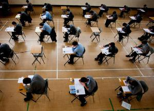We won't see scenes like this in the summer of 2020 after radical changes to the Leaving Certificate.