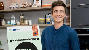 Donal Skehan is the ambassador for the Cheese Your Way campaign