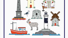 Skerries icons feature on new illustrated maps