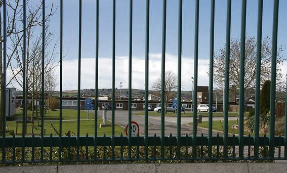 The Oberstown detention centre in Lusk, which is to be redeveloped.