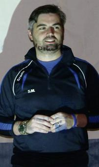 Sports performance and life coach, Stephen Maguire.