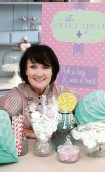 Clionadh Lynders Twomey, whose Sweet Treat Co. has recently won two prestigious awards.