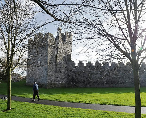 Swords Castle