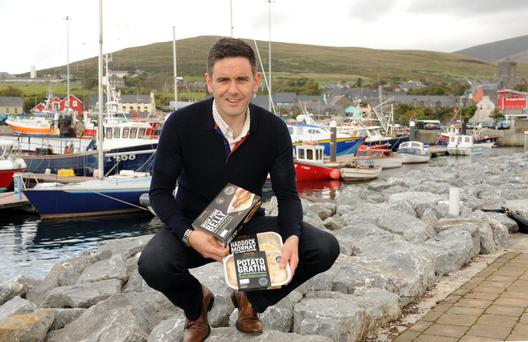 Ed Spellman, MD of Ballymaguire Foods