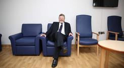 Minister Dr James Reilly