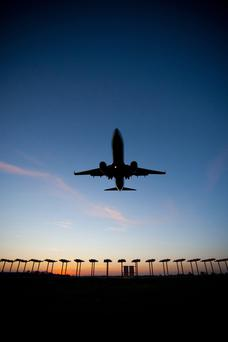Passenger numbers are once again on the rise at Dublin Airport