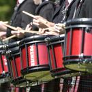 Mikey McKenna from Swords has retained his All Ireland Senior Drumming champion title
