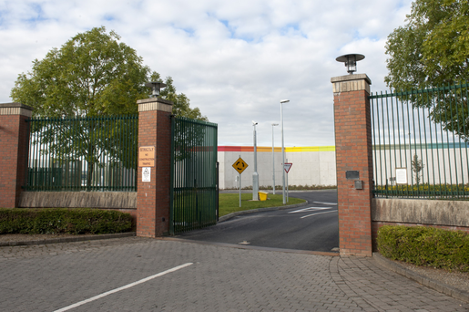 More than 30 staff have been injured this year in Oberstown