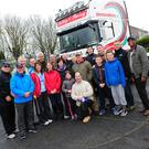 Action Ireland Trust (AIT) and Portmarnock Community School (PCS) held their container appeal for Lesotho