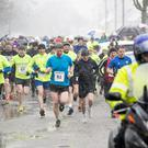 The run is expected to draw more people than ever