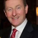 The incident occurred during a visit to Swords by Taoiseach Enda Kenny