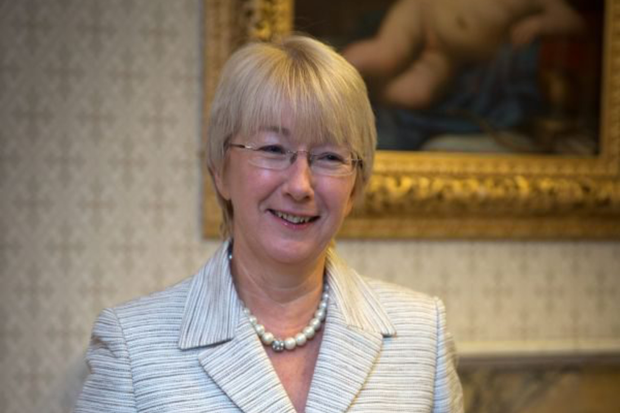 Former Education Minister Mary Hanafin