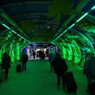 Dublin Airport enjoyed a busy period for the St Patrick's Day celebrations