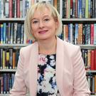 Newly appointed Fingal County Librarian Betty Boardman