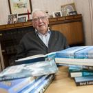 93-year-old author, Niall Weldon