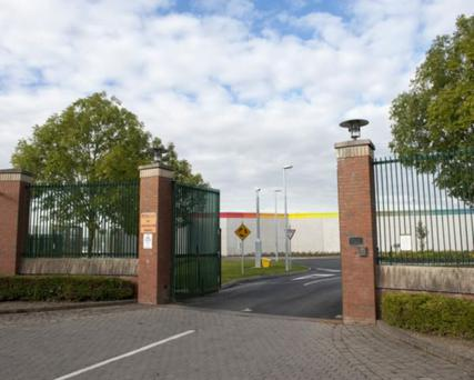 The Children's Detention Campus in Oberstown