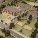 An artist's impression of the new St Oliver Plunkett's in Malahide
