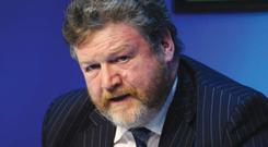 Former Minister for Health James Reilly. Photo: Laura Hutton/Photocall Ireland