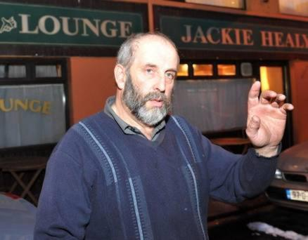 How can Danny Healy-Rae or anyone support the notion that people would be allowed to consume 'a few drinks' and then get behind the wheel?