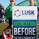 The Lusk Community 2020 Sports Plan is advancing