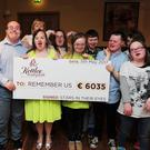 The Stars in Your Eyes fundraiser raised €6,000 for Remember Us