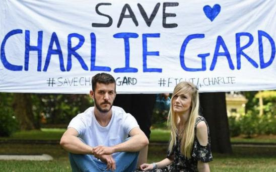 Charlie Gard's parents Chris Gard and Connie Yates