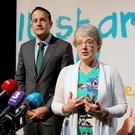 Taoiseach Leo Varadkar TD and Minister for Children and Youth Affairs, Dr Katherine Zappone